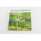 Линзы BIOLIFE CR-39 1.49 Ø70 SPH: -4.50...-6.00 CYL: -0.50...-4.00 (астигматика)